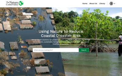 How Atma and The Nature Conservancy Joined Forces to Share Resources for the Disaster Risk Reduction Community